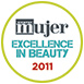 Siempre Mujuer Excellence awards 2011 logo