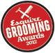 Esquire Grooming Awards Red 2012 logo