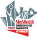 Mens Health Grooming Award 2012 logo