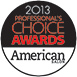 American salon Professionals Choice 2013 logo